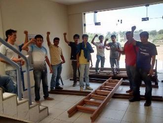 Lambayeque: estudiantes toman local de Bienestar Universitario