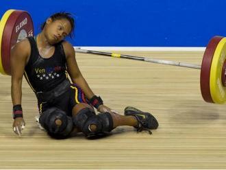 Panamericanos Toronto 2015: Venezolana se desmaya, pero gana medalla de plata