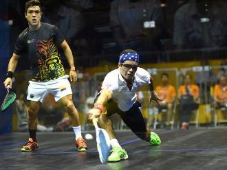 Panamericanos 2015: Peruano Diego Elías gana medalla de plata en squash