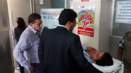 Arequipa: transportistas informales agreden a inspector