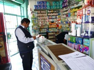 Sancionaron a 26 boticas por productos falsificados en Lambayeque