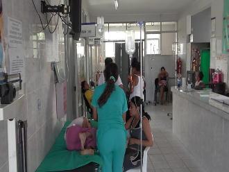 Piura: escolares intoxicados son dados de alta en hospital Santa Rosa