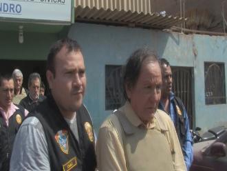 Lambayeque: catedráticos de UNPRG detenidos por siete días más
