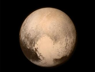 Sonda New Horizons realizó histórico acercamiento a Plutón