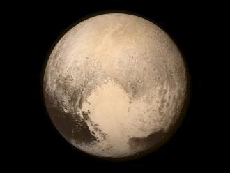 New Horizons llegó lo más cerca que se ha estado nunca de Plutón