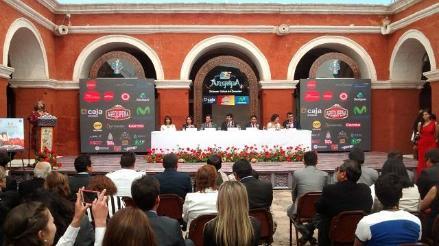 Arequipa: presentan actividades por el 475 Aniversario