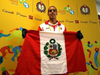 Panamericanos 2015: Mauricio Fiol y su emoción por ganar la medalla de plata