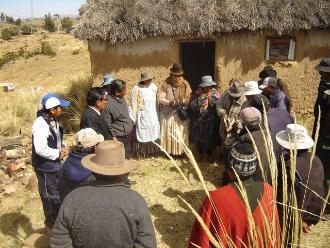 Puno: aclaran que no hay invasión boliviana en isla de Caana