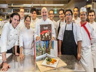 La quinua fue la estrella del II Festival Gastronómico del Perú en Zúrich