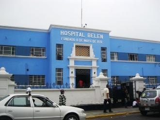 Trujilllo: destinan S/. 4 millones a hospitales Belén y Regional