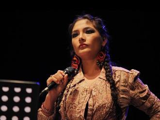 Magaly Solier pide que el quechua se oficialice