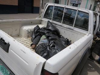 Cusco: practicarán necropsia de ley a alcalde y chofer asesinados en Paruro