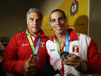 Panamericanos Toronto 2015: Perú escala al puesto diez del medallero