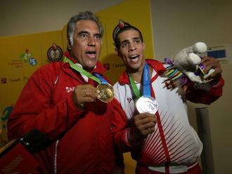 Panamericanos 2015:Conoce a los peruanos que han obtenido medallas en Toronto