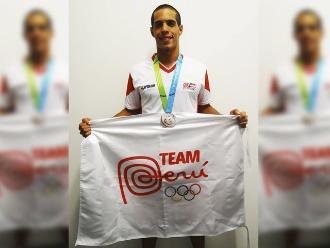 Panamericanos 2015: Mauricio Fiol más que emocionado por su medalla de plata