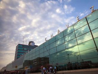El Aeropuerto Jorge Chávez recibió 8´058,507 pasajeros
