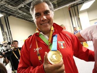 Panamericanos 2015: Francisco Boza soñó que iba a ganar la medalla de oro