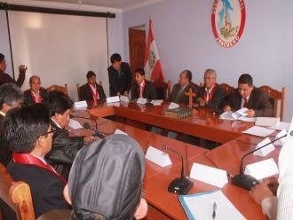 Ayacucho: evaluarán situación legal del gobernador regional sentenciado
