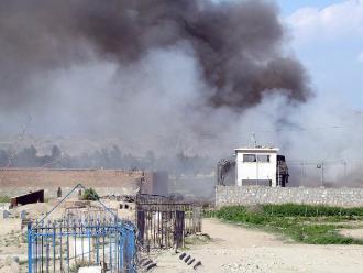 Afganistán: mueren 28 talibanes en bombardeo de dron estadounidense