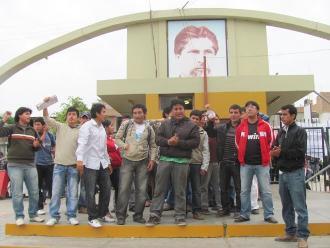 Lambayeque: alumnos inician huelga en exteriores de comedor universitario