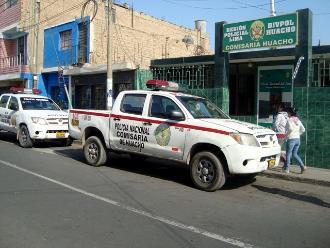 Huacho: capturan a tres sujetos que dispararon contra empresario
