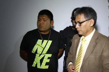 Trujillo: capturan a miembros de organización criminal