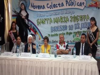 Lambayeque: novena colecta a favor de niños busca recaudar 50 mil soles
