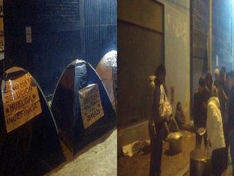 Lurín: trabajadores de empresa de cerámicos protestan por abusos laborales