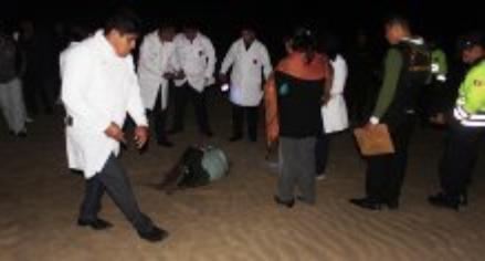 Chimbote: menor es asesinado de dos balazos en la cabeza