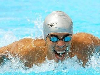 Panamericanos 2015: Mauricio Fiol clasificó a la final de los 100 metros mariposa