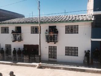 Cajamarca: suspenden desalojo de iglesia evangélica por falta de garantías
