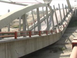 Empresa COVIPERÚ se pronuncia por caída de puente en Panamericana Sur