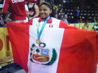 Panamericanos 2015: Al borde del llanto, Thalia Mallqui agradeció a todo el Perú