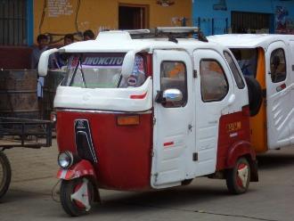 Andahuaylas: inspector de tránsito grave tras ser atropellado por mototaxi