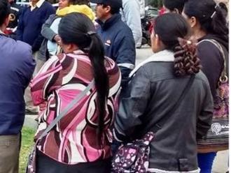 Cajamarca: acusado de violación es linchado fuera del Poder Judicial