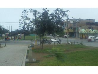 WhatsApp: Chatarreros se llevan panel municipal en V.E.S.