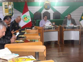 Huancayo: conforman comité consultivo por problemas de transporte