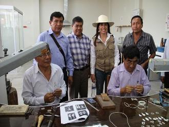 Piura: Mincetur lanza programa de Inclusión Financiera en la Artesanía