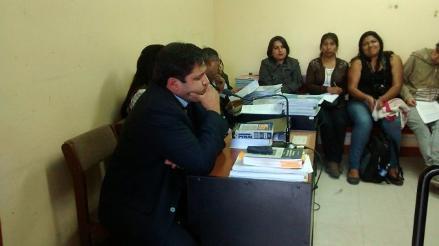 Arequipa: dan comparecencia con restricciones a exfuncionario