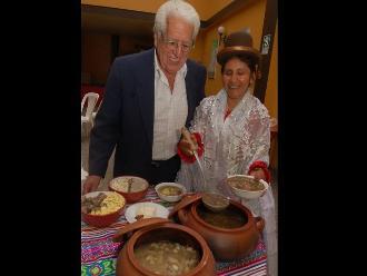 Música, sabor y tradición en el Festival del Chairo y la Patasca