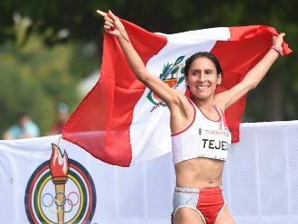 Panamericanos 2015: Con mucho sentimiento, Gladys Tejeda dedicó oro al Perú