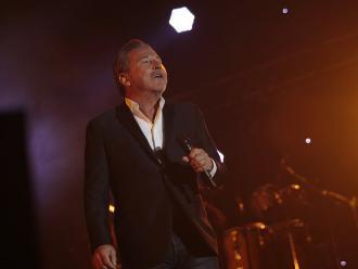 Ricardo Montaner: Su concierto en imágenes