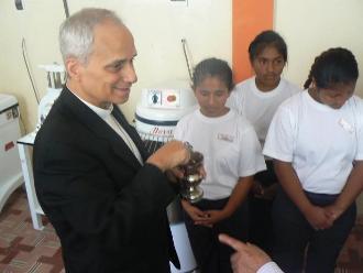 Lambayeque: más de 40 jóvenes trabajarán en panadería ´Pan de Vida´