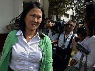 Keiko Fujimori lidera intención de voto con 33 %, según Ipsos