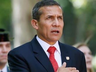 Aprobación de Ollanta Humala sube a 19 % en julio, según Ipsos
