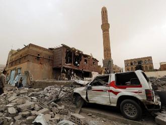 Yemen: al menos 40 civiles muertos en bombardeo atribuido a hutíes