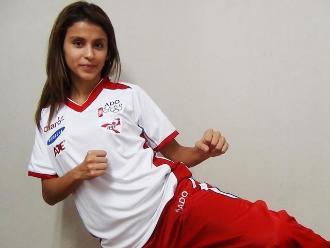 Panamericanos 2015: Julissa Diez Canseco fue derrotada en debut en taekwondo