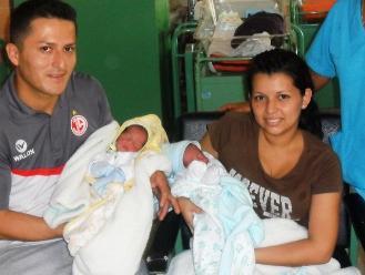 Chiclayo: reportan 26 nacimientos de gemelos en el hospital de EsSalud