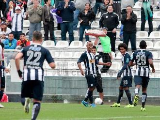 Alianza Lima vs. UTC: Julio Landauri anotó primer gol en gran jugada colectiva