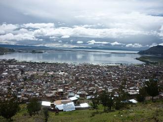 Puno: gobernador político niega negociaciones con empresa  Mitano SAC